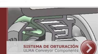 SISTEMA DE OBTURACIÓN ULMA Conveyor Components