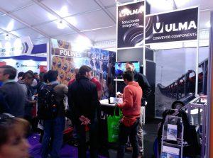 EXPOMIN 2016 ULMA Conveyor Components